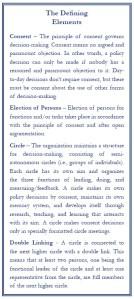 DG Defining Elements